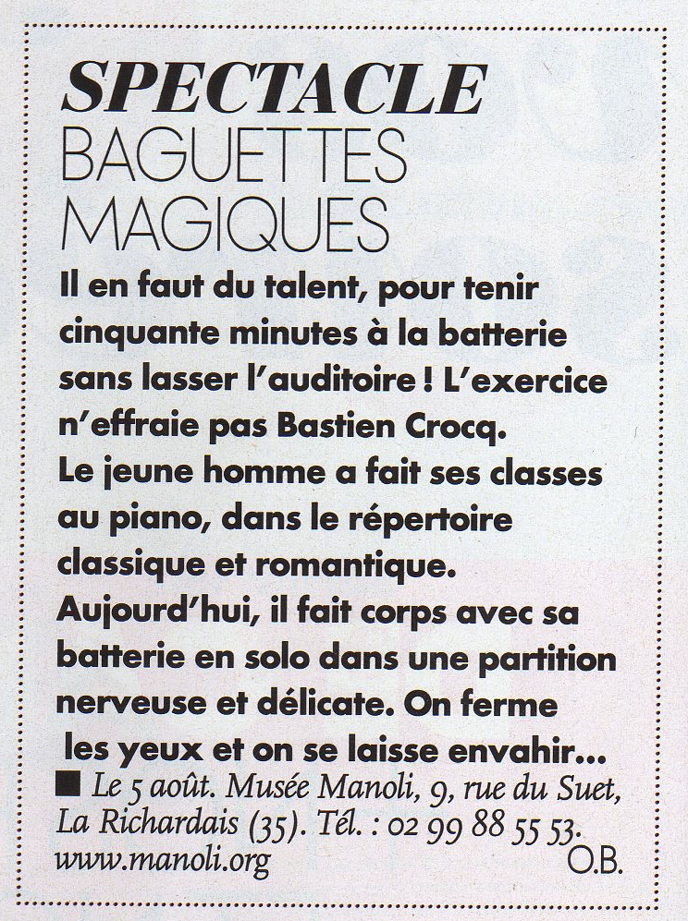 article batt Elle